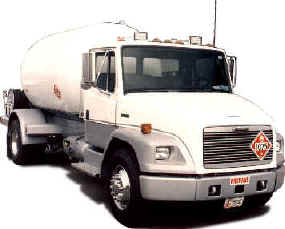 Bobtail Propane Delivery Truck-Made by Ransome Manufacturing